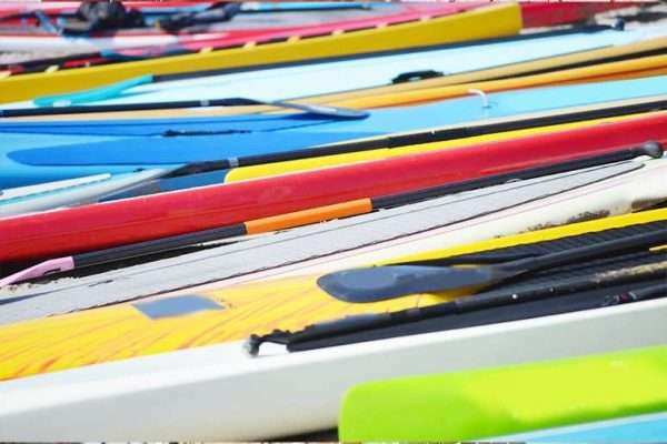 What are Paddle Boards Made of